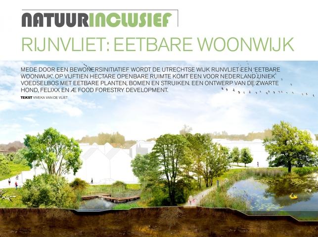 Rijnvliet, Edible Neighborhood