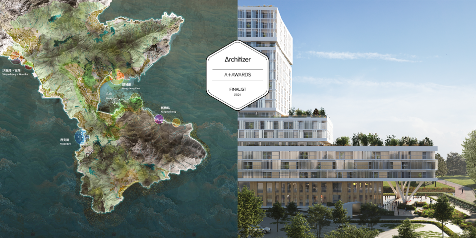 Two Felixx finalists for Architizer A+Awards