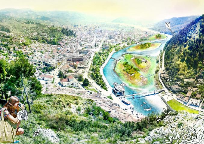 Resilient Riverscape Berat