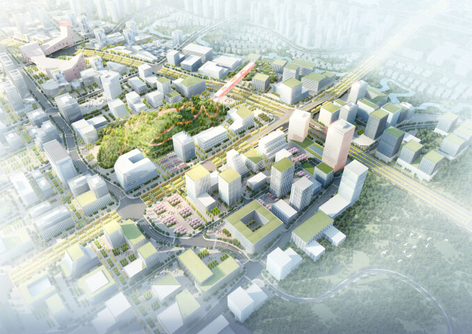 Science and Technology City Chongqing