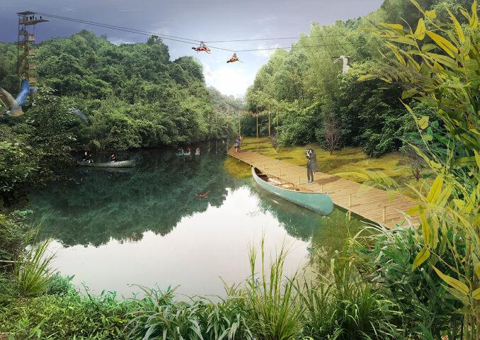 Danxia Recreational Park