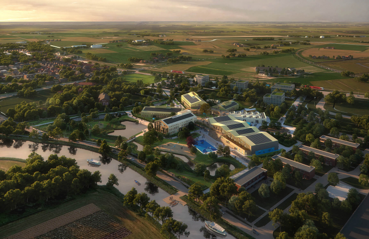 Eemsdelta Campus ready for construction